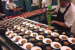 Opmaak borden RAK 15 cm dessert