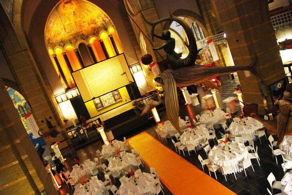 Diner Jheronimus art center