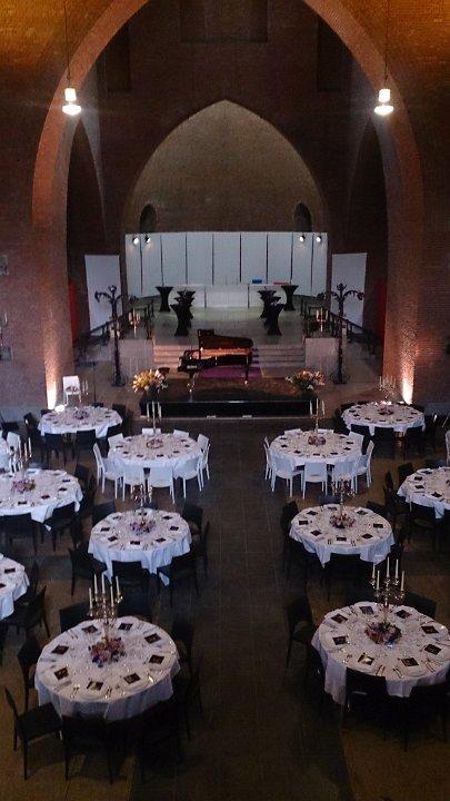 Diner Mariakerk