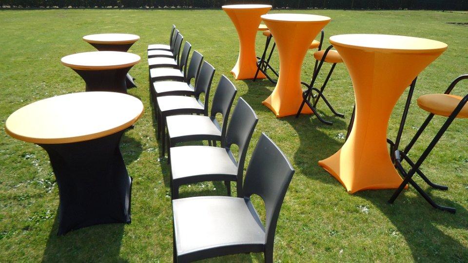 De Oranje viptribune verhuur EK 2012