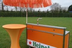 Heineken oranjebar verhuur brabant