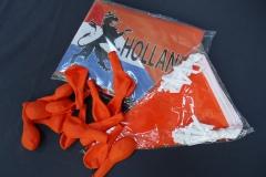 Oranje decoratiepakket