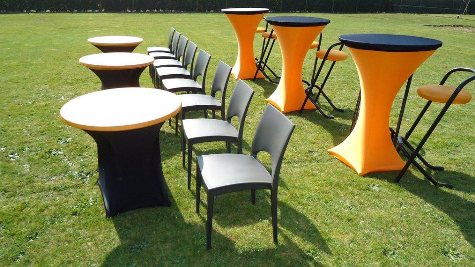 Fotoalbum Oranje Verhuur Party-Time