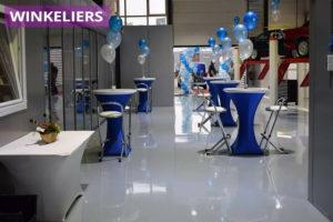 Zakelijk Winkeliers - Party-Time